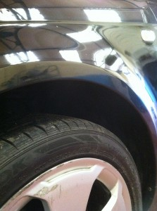 Car Dent Removal Repaired