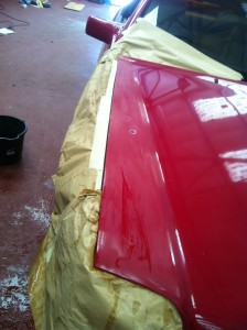 Car Paint Repair Step 2